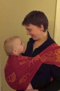 contact with babywearing consultation amsterdam
