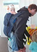 connecta / integra draagzak preschool kleuter huren